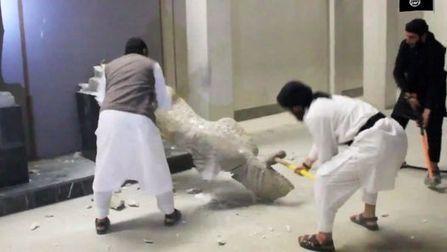 Un llamado a proteger de ISIS las obras de arte, incluso con las armas | ArqueoNet | Scoop.it