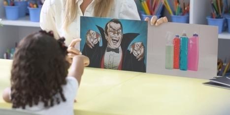 Para as crianças, vampiros são mais perigosos que detergentes - Adnews - Movido pela Notícia | Dissertação | Scoop.it
