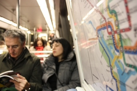 The World's Best Subway Maps - Design - The Atlantic Cities | Tracking Transmedia | Scoop.it