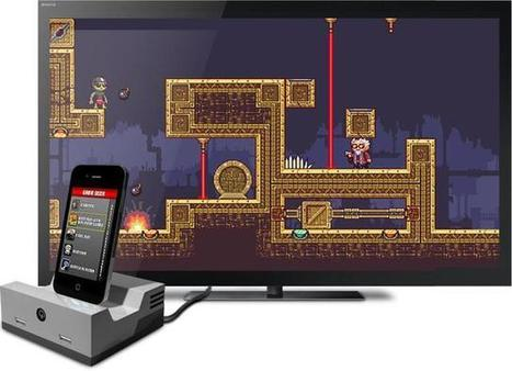 GameDock gives you old school feeling for iPhone, iPad and iPods ... | Edtech PK-12 | Scoop.it