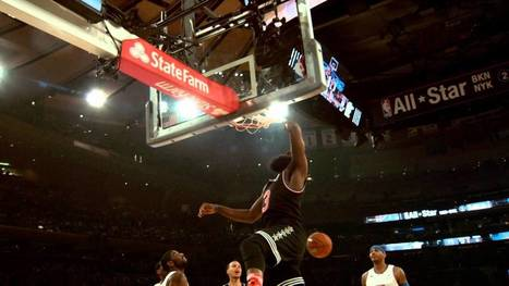 Best Moments from 2015 NBA All-Star Game in Phantom Slow-Mo | fun stuff | Scoop.it