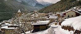 Langlaufen - Zwitserland sneeuwwandelen Graubunden – La ...