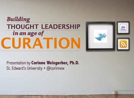 Teaching Students to Become Curators of Ideas: The Curation Project | Skolebibliotek | Scoop.it