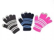 Wholesale Touch Screen GLoves W/ Strips For Kids - at - AllTimeTrading.com   Winter Gloves   Scoop.it