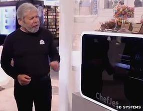 3D food printers debut at CES | Cafsphere | Scoop.it
