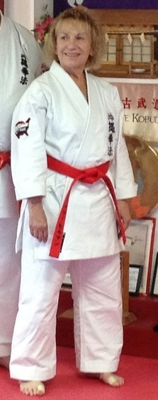 Interview: Ann Marie Heilman, Okinawa Kenpo 9th Dan (Part 1)   History of karate from the fist to the way.   Scoop.it