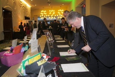 Check Out These Awesome Silent Auction Items!  | #MasonBizAlum | Scoop.it