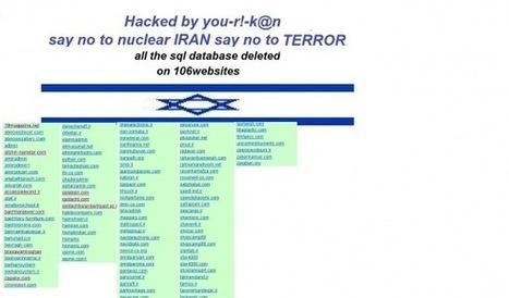 Hackmageddon.com | Cyber War | Scoop.it