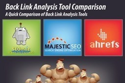 3 Best Backlink Analysis and Backlink Checker Tools - BrandonGaille.com | Social Media Marketing | Scoop.it