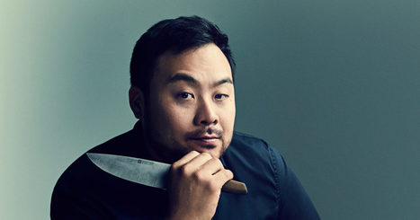 David Chang's secret code to unleashing the most amazing flavors on Earth | Urban eating | Scoop.it