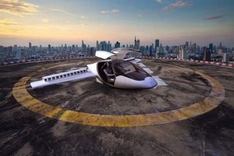Lilium personal electric aircraft | Useful technology around LENR Cold Fusion | Scoop.it