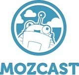 MozCast - The Google Algorithm Weather Report | Online Marketing Resources | Scoop.it