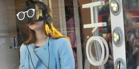 Bienvenue dans la boutique du futur | E-Merchandising | Scoop.it