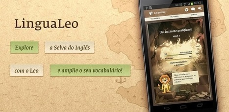 App interativo da LinguaLeo permite aprender e praticar inglês no smartphone | Turismo e Educação | Scoop.it