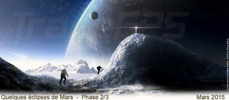 Quelques éclipses de Mars - Phase 2/3 | Randonnees GPS | Scoop.it
