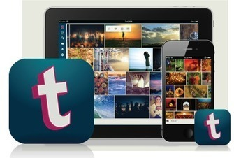 Tumblr App for iPad and iPhone for Image Viewing - TumbleOn | WEBOLUTION! | Scoop.it