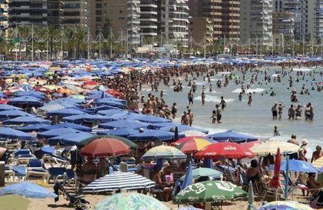 60 millones: más turistas que nunca   Maps, Politics & Migrations   Scoop.it