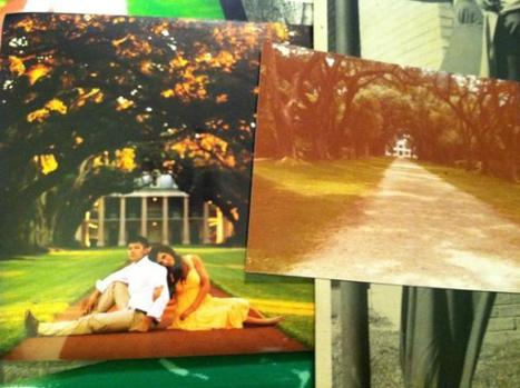 Bethany tweeted: Mom & Dad's Oak Alley photo 30 years ago! | Oak Alley Plantation: Things to see! | Scoop.it