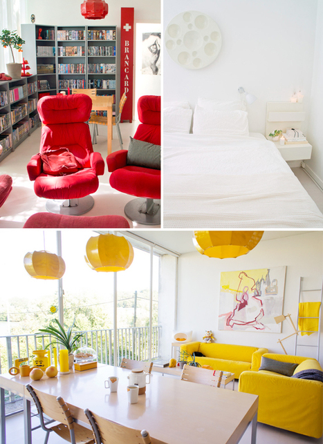 Happy Interior Blog: Happy Guest: A Happy Home In France | Home, cool home | Scoop.it