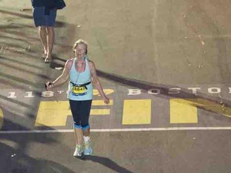 Boston celebrates Irish woman, 73, who finished last in Marathon | John Duffy's Personal Empowerment | Scoop.it