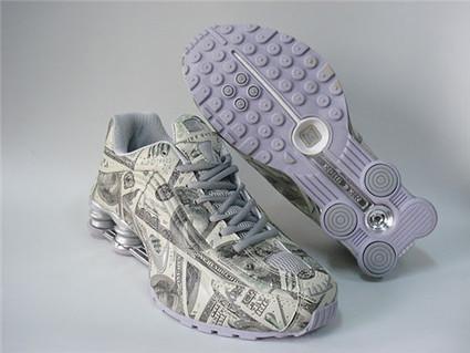 The Hottest Nike R4 Shox Mens Dollar Grey | Hot Sale Nike Mens Shox R4 | Scoop.it