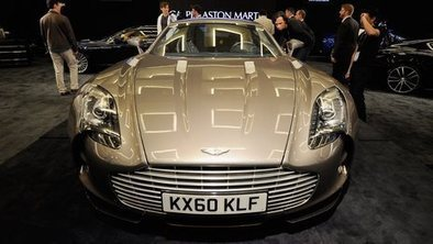 Aston Martin recalls 17,000 cars | BUSS4 Section A Case Studies | Scoop.it