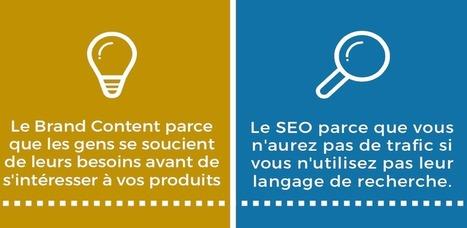 Brand content ou seo? Dialectique au nom du clic | Web Marketing | Scoop.it