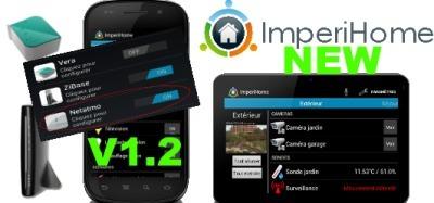 ImperiHome supporte les graphes Zibase et la ... - Domotique Info | Soho et e-House : Vie numérique familiale | Scoop.it