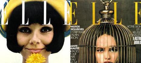 #325 ❘ ELLE magazine ❘ 1945 | # HISTOIRE DES ARTS - UN JOUR, UNE OEUVRE - 2013 | Scoop.it