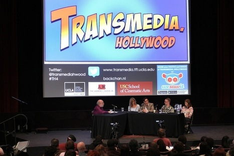 Hollywood Transmedia 4 & Future Trends in Media and Arts 2020 | Storytelling Content Transmedia | Scoop.it