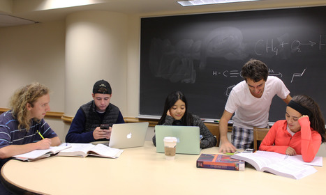 Students ambivalent on flipped chemistry classroom - Yale Daily News (blog) | Teaching, Learning, Growing | Scoop.it