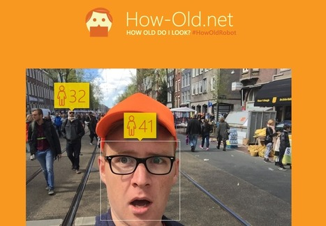 Microsoft built a fun tool that guesses your age | СписаниеТО Интернет Маркетинг | Scoop.it