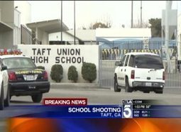 Student Critical After Shotgun Attack at Taft High in Kern County | Time has Come to Disarm; Updating the Constitution in Context | Scoop.it