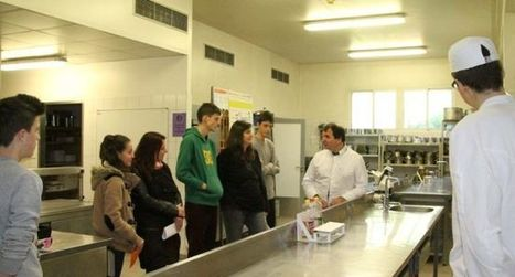 Les lycées villefranchois  en bonne position | Revue de presse des Lycées Raymond Savignac - Villefranche de Rouergue | Scoop.it