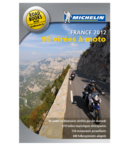 Travel | Michelin Guide For Motorcycles 2012 | Bikes in the Fast Lane | FASHION & LIFESTYLE! | Scoop.it