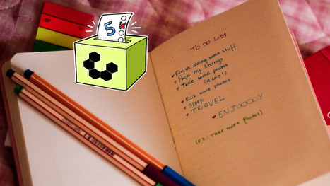 Five Best To-Do List Managers | Technology in Education | Scoop.it