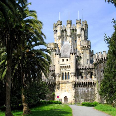 Medieval Castles Photography | Abduzeedo Design Inspiration & Tutorials | Medieval Castles | Scoop.it