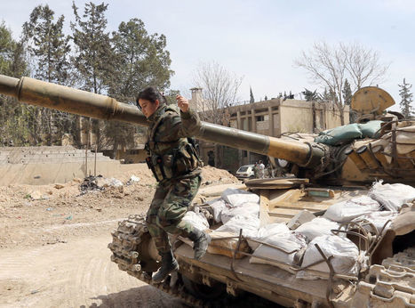 The Pride of Syria: Female Warriors Defending Damascus / Sputnik International   Global politics   Scoop.it