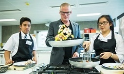Heston Blumenthal adds dash of spice to home economics GCSE | Learning on the Fly | Scoop.it