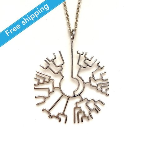3D printed precious metal science jewelry that benefits open science curriculum   Peer2Politics   Scoop.it