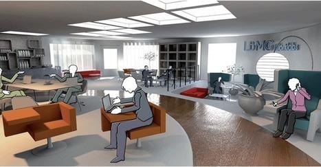 Coworking, café internet et location de bureau - Neo Nomade | Revue des Espaces Co... ici et ailleurs | Scoop.it