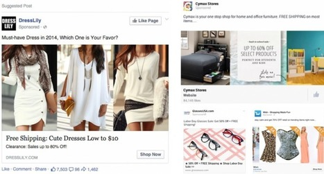 Come creare immagini per Facebook Ads - Webhouse | Social Media, Content Marketing News & Trends... | Scoop.it