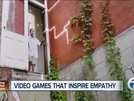 New kind of video game inspires empathy - WXYZ | Empathy | Scoop.it