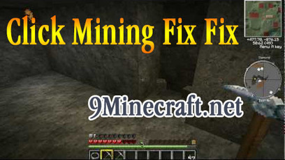 Click Mining Fix Fix Mod 1.6.2 | So I'm required to make a topic? This website really does suck. | Scoop.it