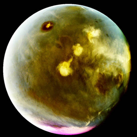 NASA: MAVEN Gives Unprecedented UV View of Mars | Amazing Science | Scoop.it