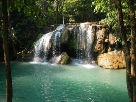 Erawan National Park and waterfalls. | Thailand best hotels | PLANET ASIAN | Scoop.it