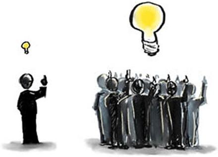 Crowdsourcing, aprovecha la colaboración de todos los usuarios en tu app Android | (Tecnologia) | Scoop.it