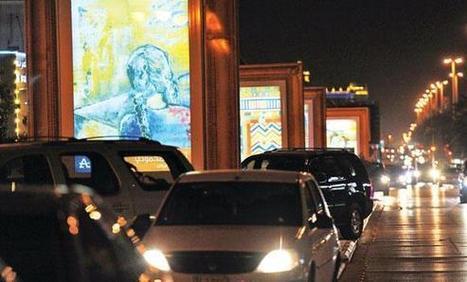 SAUDI ARABIA - First outdoor art show adorns Riyadh street   TOP STORIES   Scoop.it