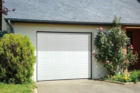 Votre porte de garage avec Brico-Line! | Tu construis ta maison ? Voici plein d'infos intéressantes ! | Maisons BBC RT2012 | Scoop.it