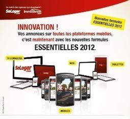 Les nouvelles formules ESSENTIELLES 2012 : plus complète, plus ... - SeLoger Pro | La TV connectée et le commerce by JodeeTV | Scoop.it